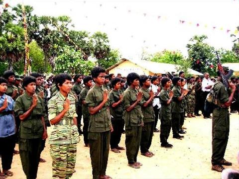 SriLanka-Child-Soldiers