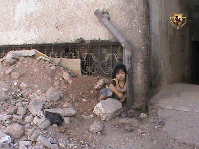 A child in Moadamiya